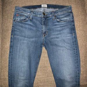 EUC Hudson Skinny/Cropped Jeans Size 30.